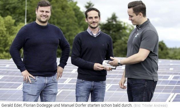 solbytech in der Kronen Zeitung am 20.07.2020